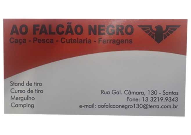 AO FALCÃO NEGRO